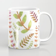 Fall Changing Leaves Coffee Mug