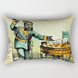 A Liliput Kingdom For Sale Cheap Rectangular Pillow