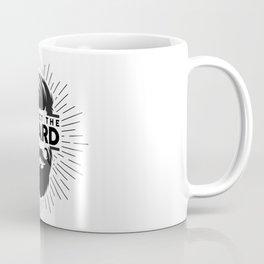 Respect The Beard! Coffee Mug