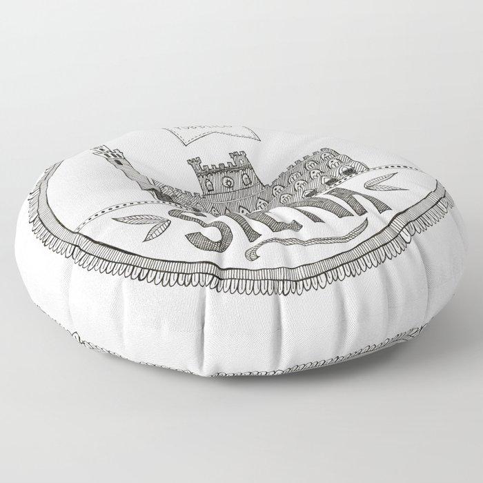 siena Floor Pillow