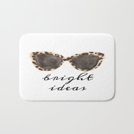 Bright Ideas Bath Mat