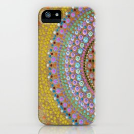 Mursy Hill Wish Board Mandalas  iPhone Case
