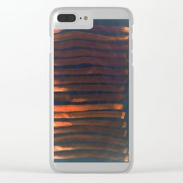 We Have Copper Dreams at Night Clear iPhone Case