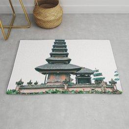 Bali Ulun Danu Temple Rug