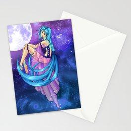 .:Celestial Goddess:. Stationery Cards