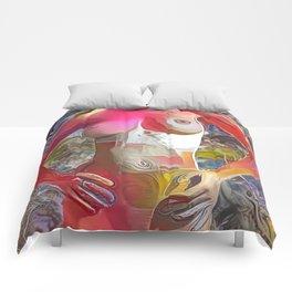 Mandalesque Torso Comforters