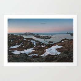 Sommaroy - Landscape and Nature Photography Art Print