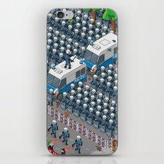 Life in Berlin iPhone & iPod Skin