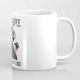 I Vape Therefore I Am | Vaping Rene Descartes Coffee Mug