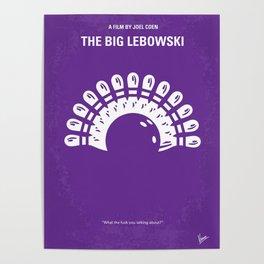 No010 My Big Lebowski MMP Poster
