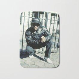 Eazy Classic Rap Photography Bath Mat