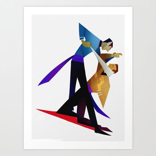 PON FARR Art Print