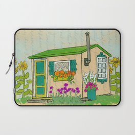 Garden Shed Laptop Sleeve