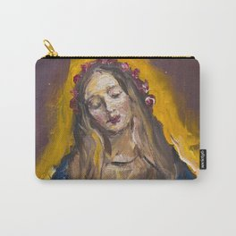 The Mystic Rose Carry-All Pouch