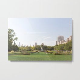 Lincoln Park Chicago Metal Print