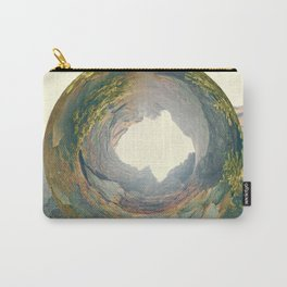Hidden Mountain Archway Carry-All Pouch