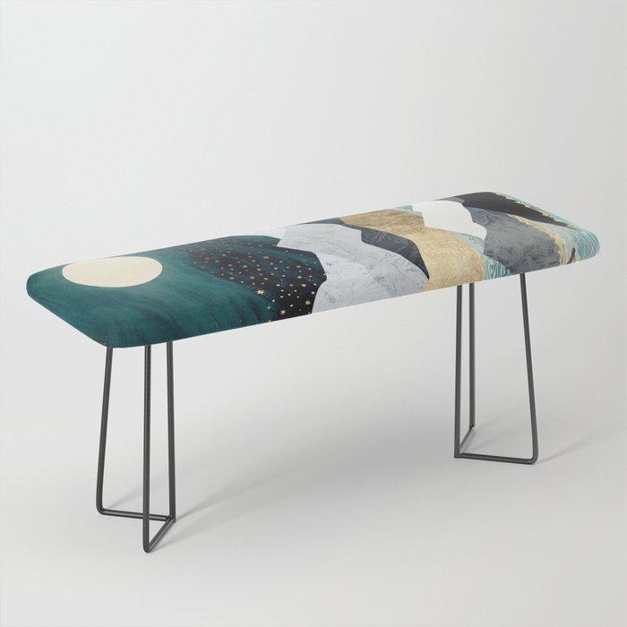 Ocean Stars Bench