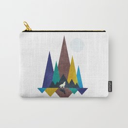 Moonlight Wolves Carry-All Pouch