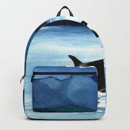 Orca Breach Backpack