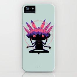 Hail Arnold iPhone Case