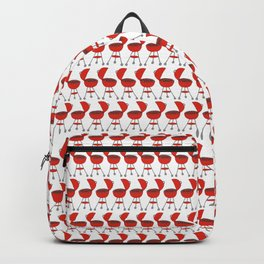 Grill - BBQ Doodle Pattern Backpack