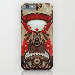 """Kokeshi Doll"" iPhone Case"