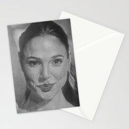 Gal Gadot drawing! Stationery Cards