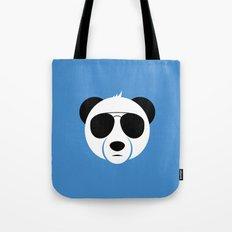 Panda Eyes Tote Bag