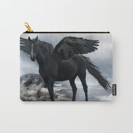 Black Pegasus Carry-All Pouch