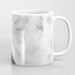 Marble & Gold Collage Coffee Mug