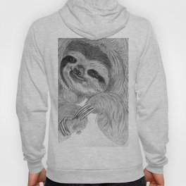 Just a sloth Hoody