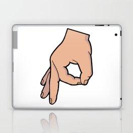 The Circle Game Laptop & iPad Skin