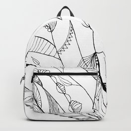 Amazing Leaves Backpack