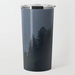 Mist (b&w) Travel Mug
