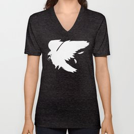 Alternate Raven Unisex V-Neck