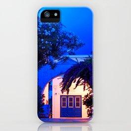 Greek morning iPhone Case