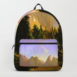 William Keith Yosemite Valley Backpack