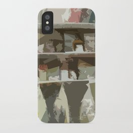 Italian Goods Shop iPhone Case