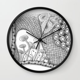 Foreign Wall Clock