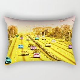 All American freeway Rectangular Pillow