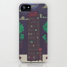 The Towering Bed and Breakfast of Unparalleled Hospitality Slim Case iPhone (5, 5s)