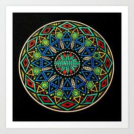 Dala 2 Art Print