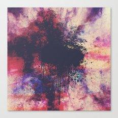 New Age Retro Canvas Print