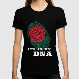 Bangladesh - ItS In My Dna T-shirt