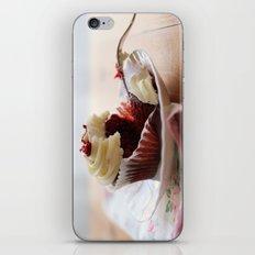 Let them eat cake iPhone & iPod Skin