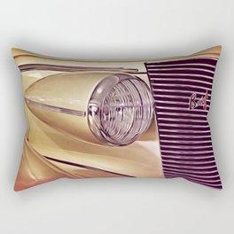 A Little Bit of Buick Rectangular Pillow