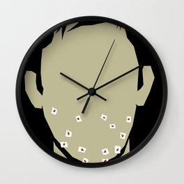 RAZOR DISASTER Wall Clock