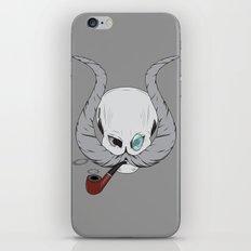 Sir Skull iPhone & iPod Skin