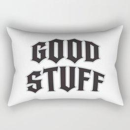 Good Stuff | Very Good | Excellent one Rectangular Pillow