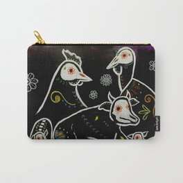 For The Ghosts Carry-All Pouch